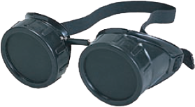 ff5ae26b59 GAFAS PARA SUELDA AUTOGENA 2SG-002C. Marca: INFRA. 353. Gafas para soldar  con cristales